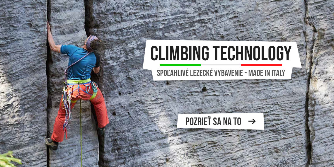 Climbin Technology - made in ITALY