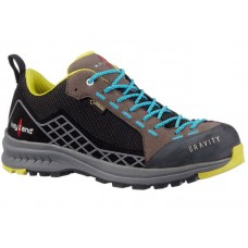 GRAVITY W´S GTX (BLACK AZURE BLUE)